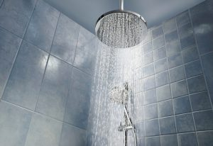 showerhead-hot-water