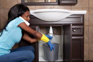 leak-under-sink